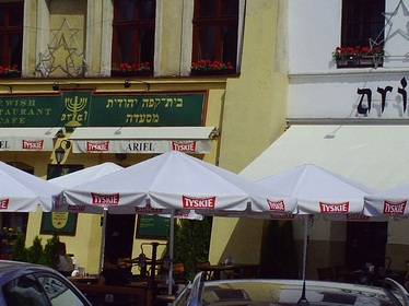 Yiddish restaurants cracow