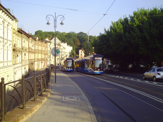 Polish trams
