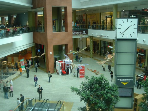 Shopping mall Cracow