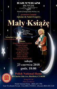 Mały Książę - The Little Prince Poster