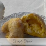 Empty Tombs (Easter baking activity for kids)
