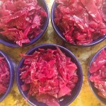 Czerwona Kapusta (Polish Red Cabbage) a colorful, sweet and sour side dish