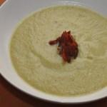 Broccoli Cauliflower Stalk Soup