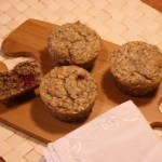 Low Carb Raspberry Muffins
