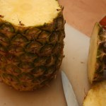 How to Peel and Cut a Fresh Pineapple