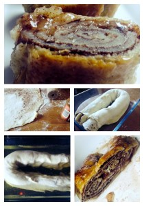 vinegar roll Collage