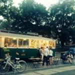 Cafe Bimba, the new tram cafe in Poznan