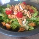 chicken chili lime salad
