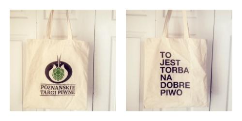 Polish Beer Tote Bag Giveaway