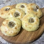 Bialy or Bialystoker Kuchen