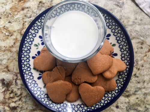 Pierniczki Polish Gingerbread Cookies