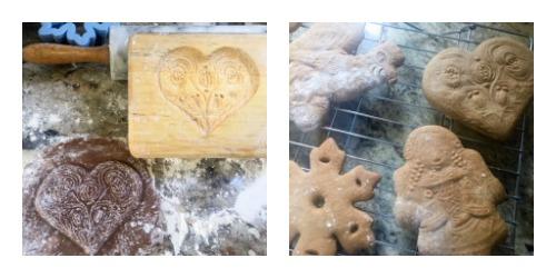 Pierniczki Polish Gingerbread Cookies Polish Housewife