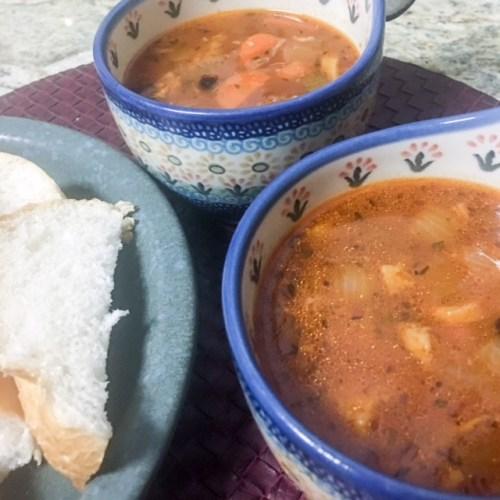 Flaki Polish Tripe Soup