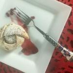 Serniki Migdałowe Polish Almond Cheesecakes