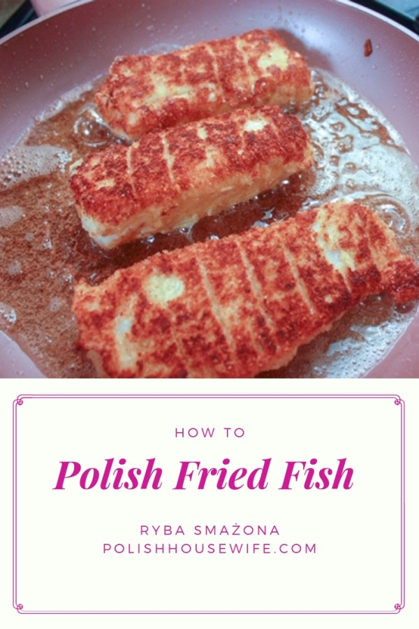 three fish fillets in copper nonstick pan
