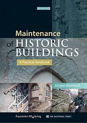 book about the maintenance of historic buildings
