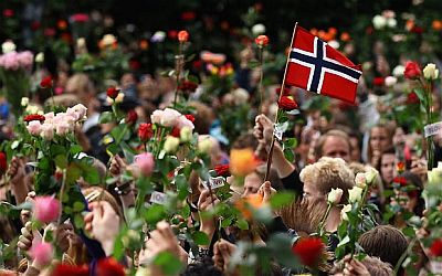 Breivik gets his answer from the people of Norway a resounding NO.