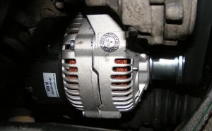 saab bosch alternator for 900