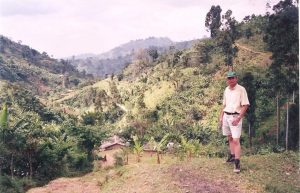 ian anderson in rural uganda close to nametsi and mbale