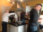 photo: koshering the kitchen