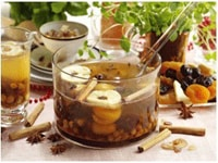 Dried-Fruit Compote