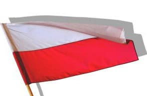 Polska Flaga - Polish Flag