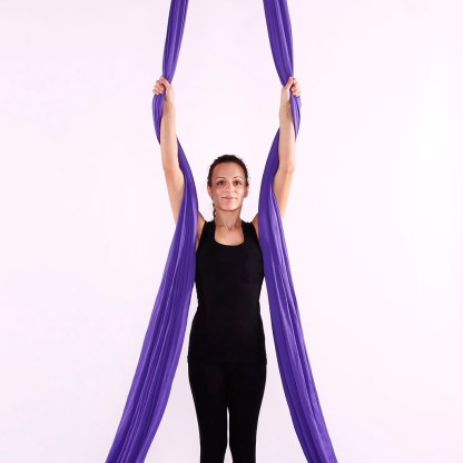 Aerial Silks for Aerial A-Frame