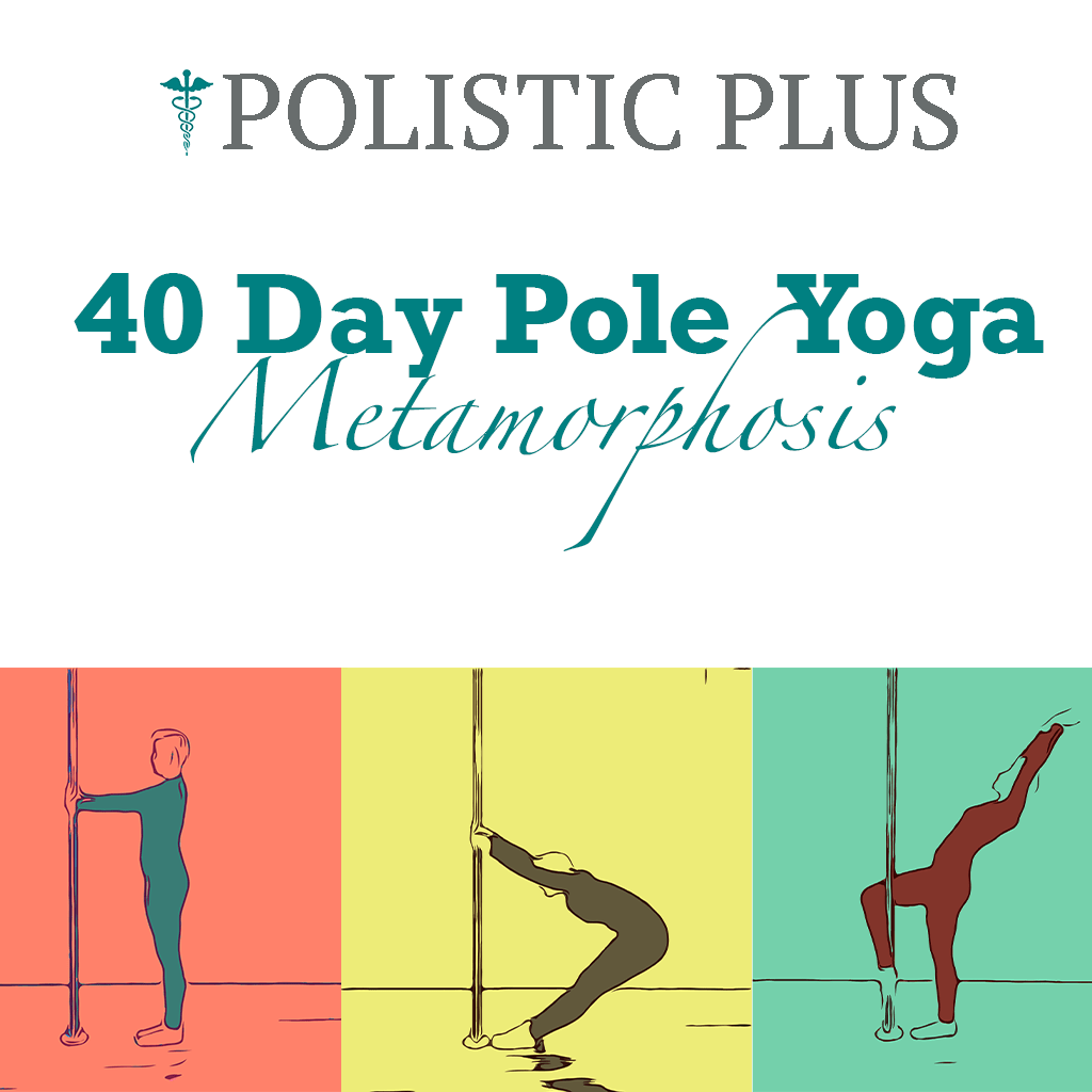 40 Day Pole Yoga Course