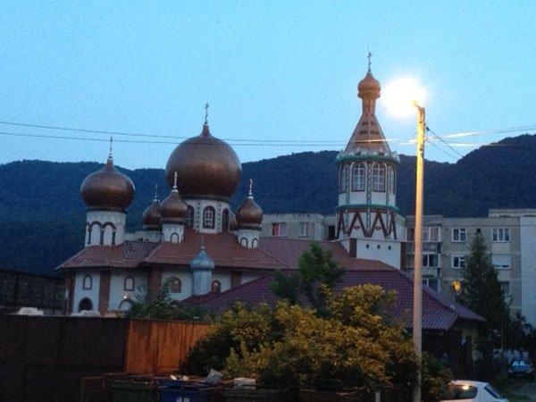 Старообрядческая церковь в Петра-Нямце