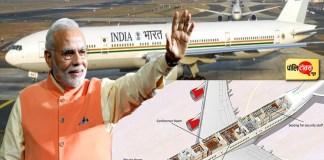 पीएम मोदी का एयर इंडिया वन प्लेन