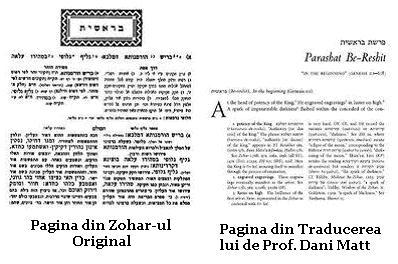 Zohar pdf cartea