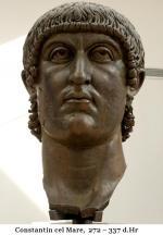 Constantin cel Mare  –  o istorie lumească