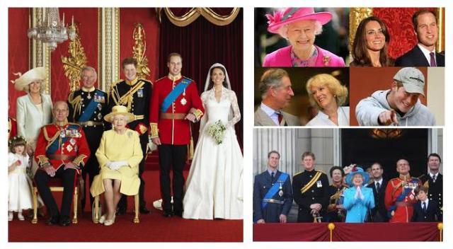 UK-Royals
