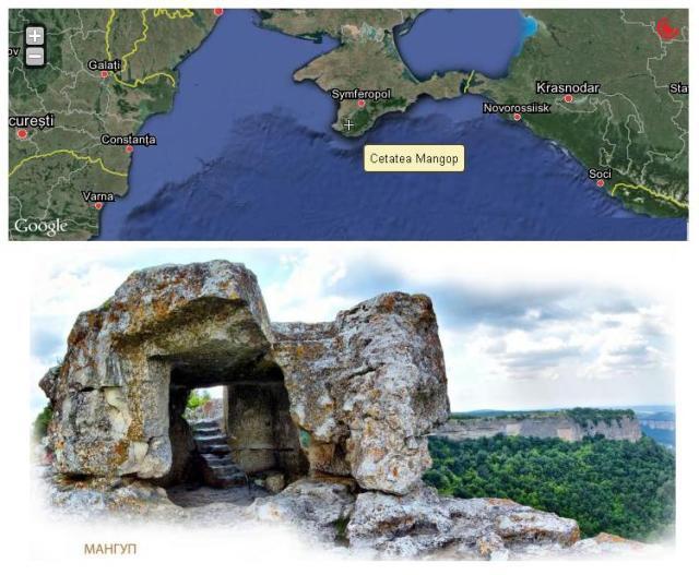 Crimeea-Mangop