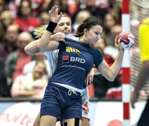 HANDBALL-WOMEN-NOR-ROM
