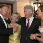 Hillary Clinton-Geoană și Donald Teflon Man