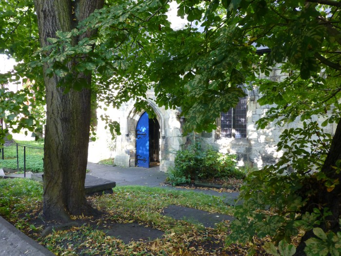 To the Parish Church of St Mary Bishophill