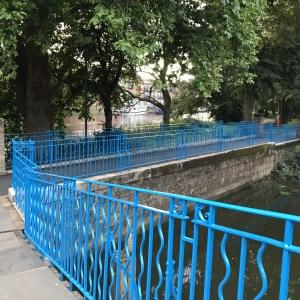 Along with Blue Bridge of York