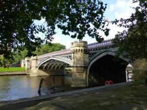 Skeldergate Bridge York (September 2019)
