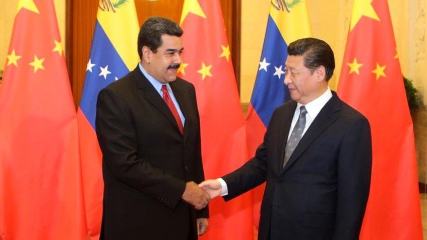 Análisis sobre las relaciones diplomáticas entre China – Venezuela y EE.UU  desde la llegada de Donald Trump a la presidencia. | Observatorio de  Política China
