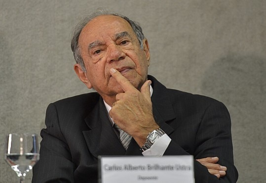 Coronel Ustra. Foto: Dida Sampaio/Estadão