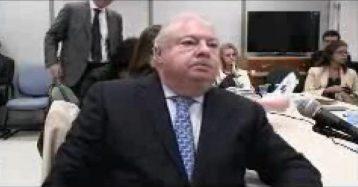 Julio Camargo, delator da Lava Jato, confessou ao juiz Sergio Moro pagar propina a José Dirceu. Foto: Reprodução
