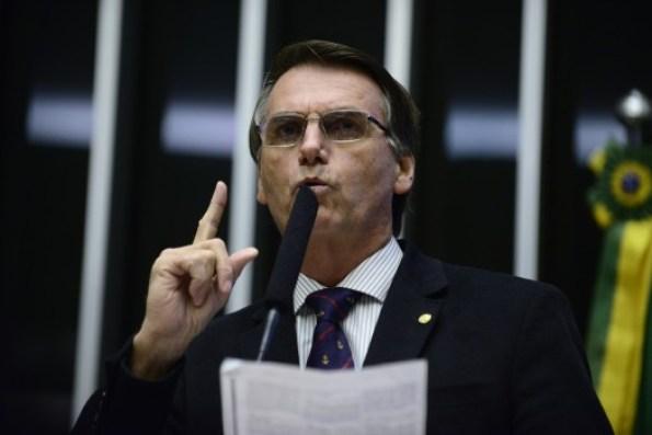 Jair Bolsonaro. Foto: Nilson Bastian/Câmara dos Deputados
