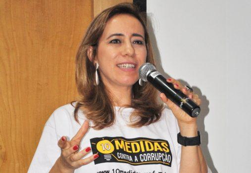 Procuradora da República Mônica Campos de Ré. Foto: Divulgação/MPF