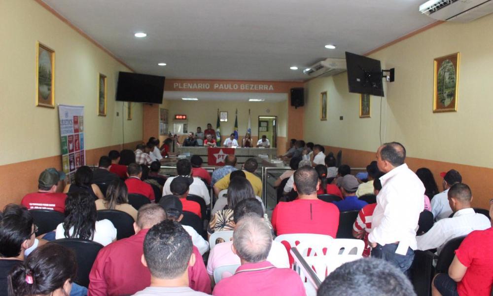 Plenária do Campo Democrático do PT discute Eleições Municipais 2020