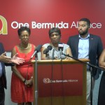 One Bermuda Alliance accessed voters' contact details in 2012