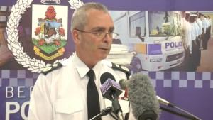 Michael DeSilva Bermuda's Police Chief
