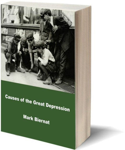 Causes Of The Great Depression Political Economy