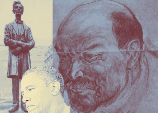 Lincoln Obama Lenin comparison