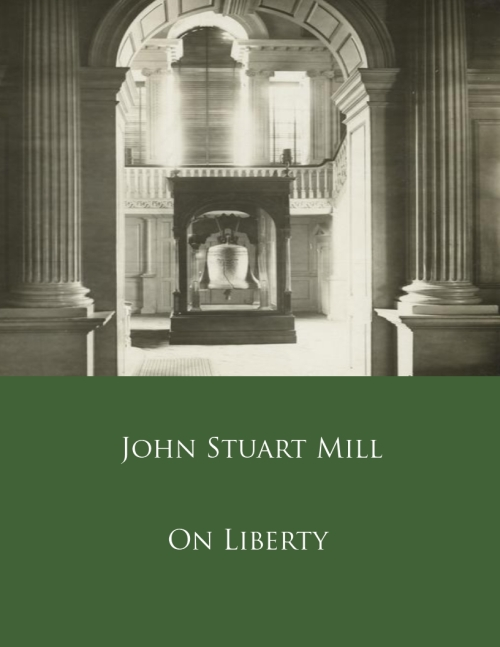 John Stuart Mill On Liberty pdf
